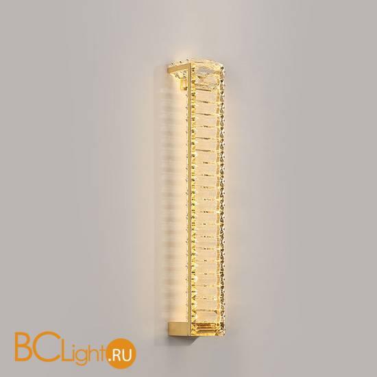 Настенный светильник Newport 8441/A gold