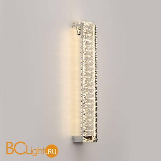 Настенный светильник Newport 8441/A chrome