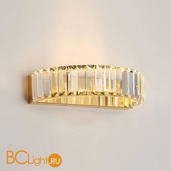 Настенный светильник Newport 8442/A gold