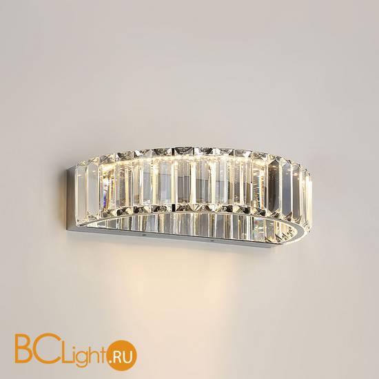 Настенный светильник Newport 8442/A chrome