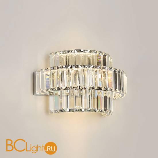 Настенный светильник Newport 8443/A chrome