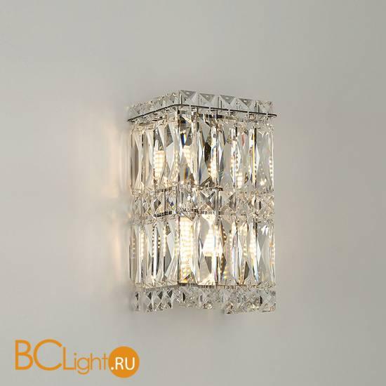 Настенный светильник Newport 8452/A chrome