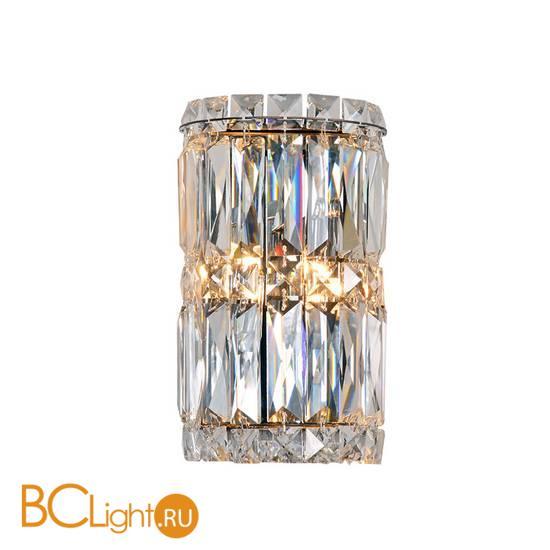 Настенный светильник Newport 8453/A chrome