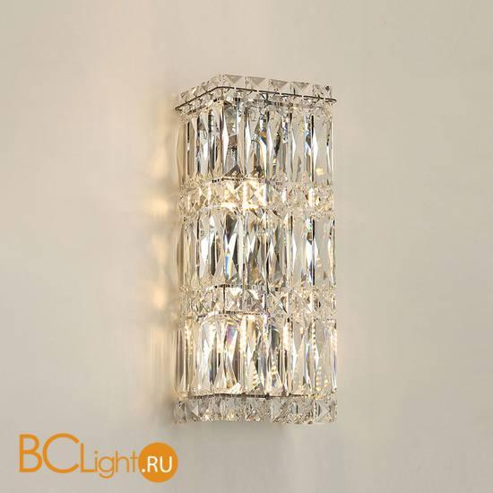 Настенный светильник Newport 8454/A chrome