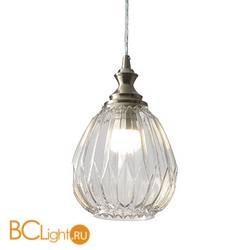 Подвесной светильник Newport Deva 6142/S nickel + clear