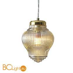 Подвесной светильник Newport 6143/S gold/cognac