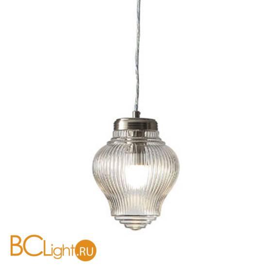 Подвесной светильник Newport 6143/S nickel/clear