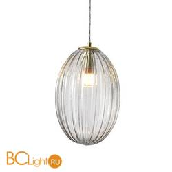 Подвесной светильник Newport 6144/S gold/clear
