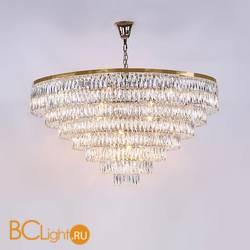 Подвесной светильник Newport 10129+37/C gold