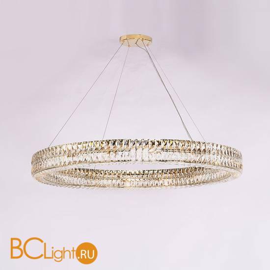 Подвесной светильник Newport 10124+4/S gold
