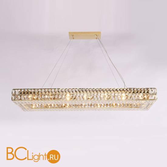 Подвесной светильник Newport 10128+10/S gold