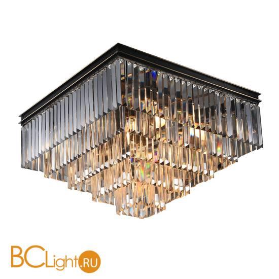 Потолочный светильник Newport Jamestown 31112/PL black+gold