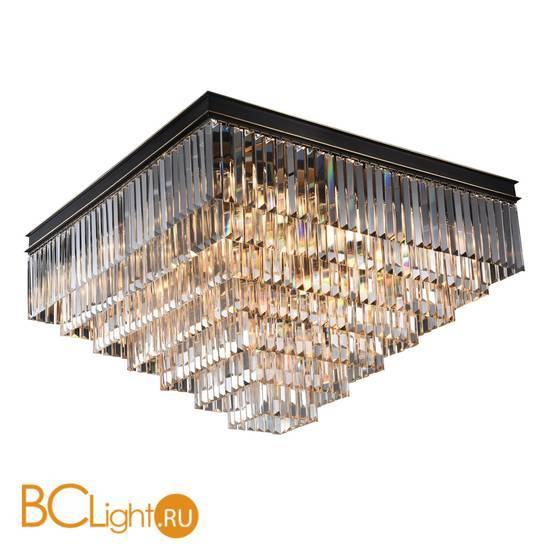Потолочный светильник Newport Jamestown 31117/PL black+gold