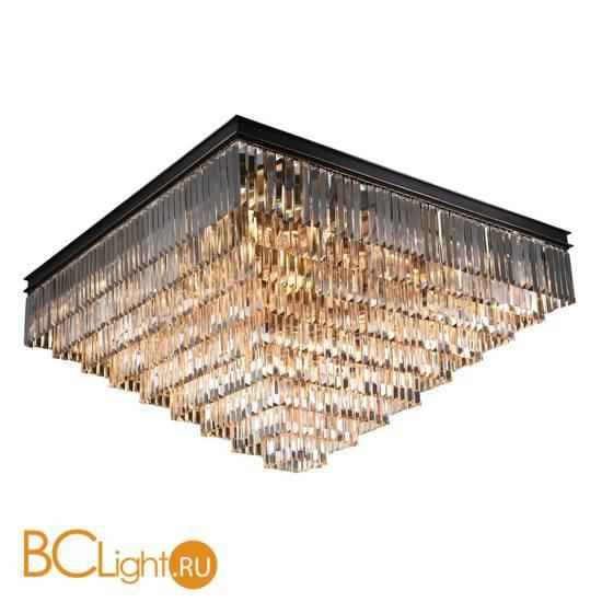 Потолочный светильник Newport Jamestown 31133/PL black+gold