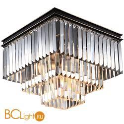 Потолочный светильник Newport Jamestown 31105/PL black+gold