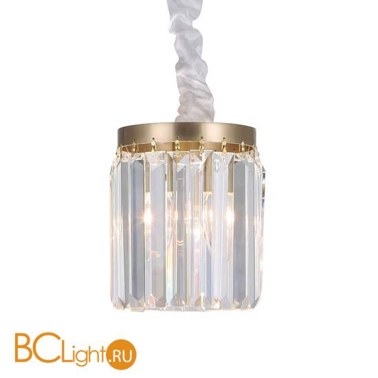 Подвесной светильник Newport 31101/S brass