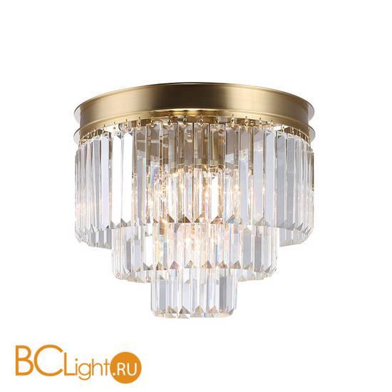 Потолочный светильник Newport 31106/PL brass