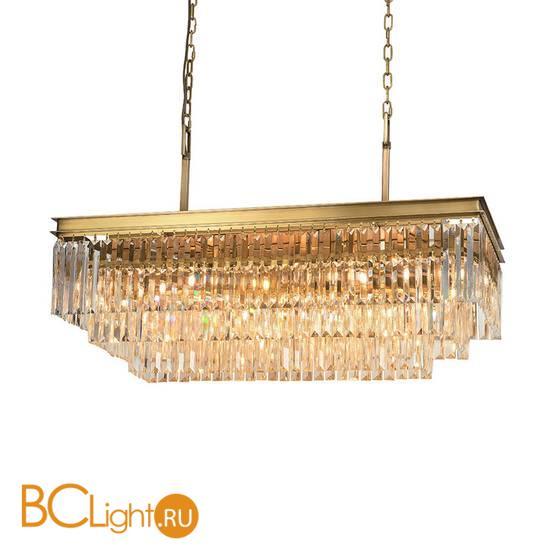 Потолочный светильник Newport 31111/S brass new