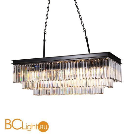 Подвесной светильник Newport Jamestown 31111/S black+gold