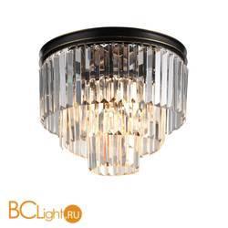Потолочный светильник Newport Jamestown 31106/PL Black+gold