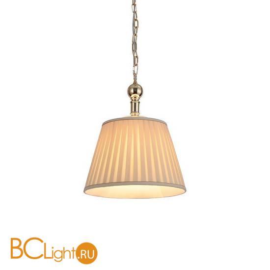 Подвесной светильник Newport 3101/S gold + Абажур к 3100/S