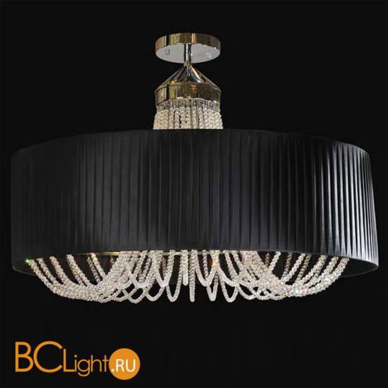 Потолочный светильник Newport Yurgos 1406/S black