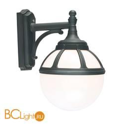 Уличный настенный светильник Norlys Bologna 311B+152B