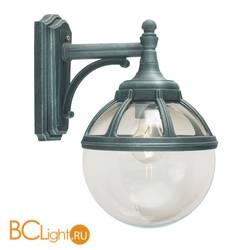 Уличный настенный светильник Norlys Bologna 310B+152B
