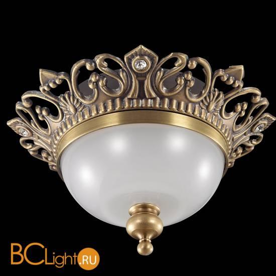 Встраиваемый спот (точечный светильник) Novotech Baroque 369980
