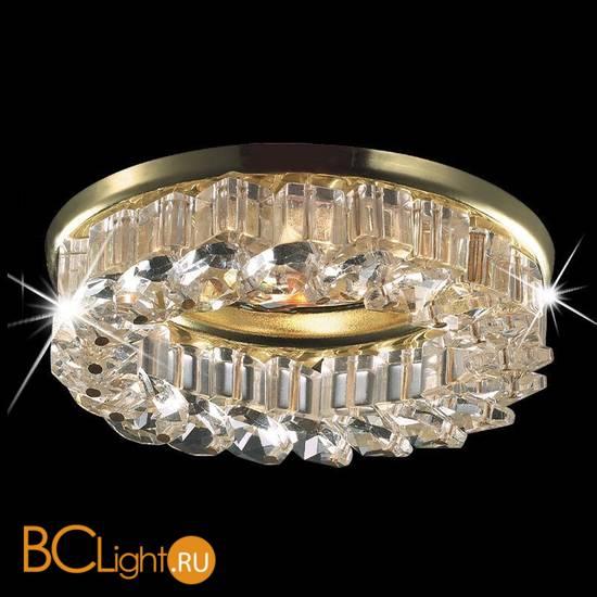 Встраиваемый спот (точечный светильник) Novotech Bob 369453
