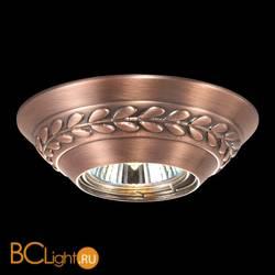 Встраиваемый спот (точечный светильник) Novotech Branch 369665