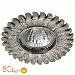 Встраиваемый спот (точечный светильник) Novotech Candi 370356