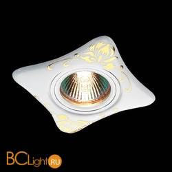 Встраиваемый спот (точечный светильник) Novotech Ceramic 369929