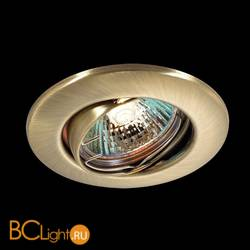 Встраиваемый спот (точечный светильник) Novotech Classic 369691