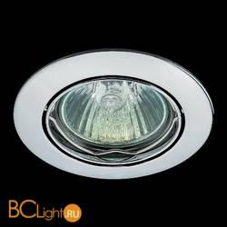 Встраиваемый спот (точечный светильник) Novotech Crown 369101