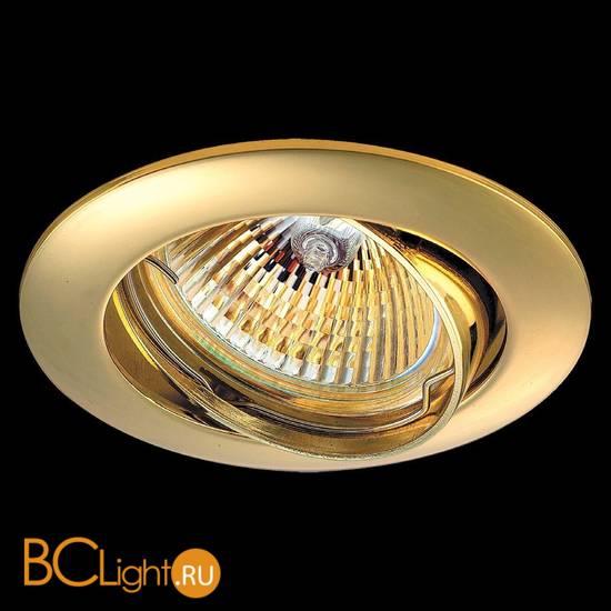 Встраиваемый спот (точечный светильник) Novotech Crown 369102