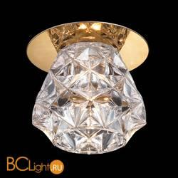 Встраиваемый спот (точечный светильник) Novotech Crystal 369674