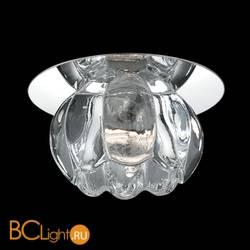 Встраиваемый спот (точечный светильник) Novotech Crystal 369605