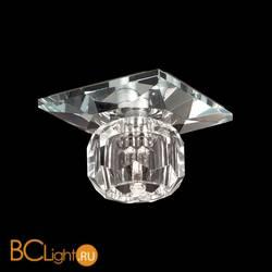 Встраиваемый спот (точечный светильник) Novotech Crystal 369424