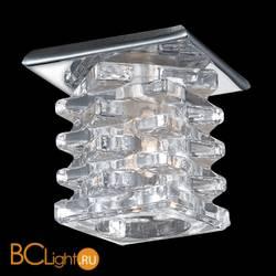 Встраиваемый спот (точечный светильник) Novotech Crystal 369375