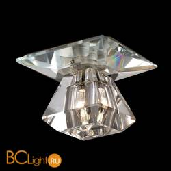 Встраиваемый спот (точечный светильник) Novotech Crystal 369423