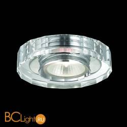 Встраиваемый спот (точечный светильник) Novotech Crystal 369275