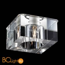 Встраиваемый спот (точечный светильник) Novotech Cubic 369298
