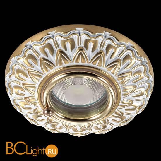 Встраиваемый спот (точечный светильник) Novotech Daisy 370051