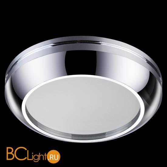 Встраиваемый спот (точечный светильник) Novotech Damla 370386