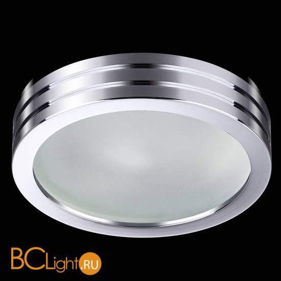 Встраиваемый спот (точечный светильник) Novotech Damla 370388