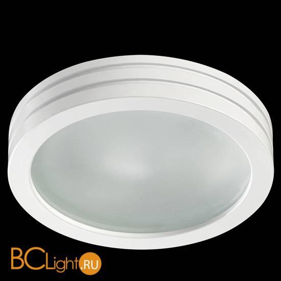 Встраиваемый спот (точечный светильник) Novotech Damla 370389