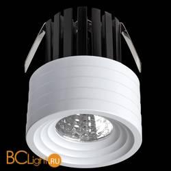 Встраиваемый спот (точечный светильник) Novotech Dot 357699