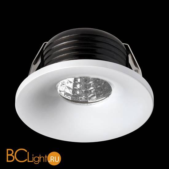 Встраиваемый спот (точечный светильник) Novotech Dot 357700