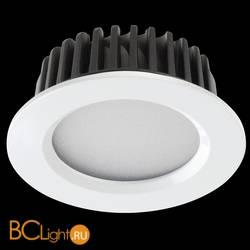 Встраиваемый спот (точечный светильник) Novotech Drum 357600